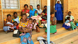 Medicines for Malawi's women