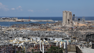Update on our largest disaster response ever: the Beirut blast, six months on