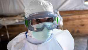 On the frontline of a pandemic
